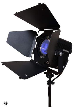 Videoscheinwerfer 3er-Set