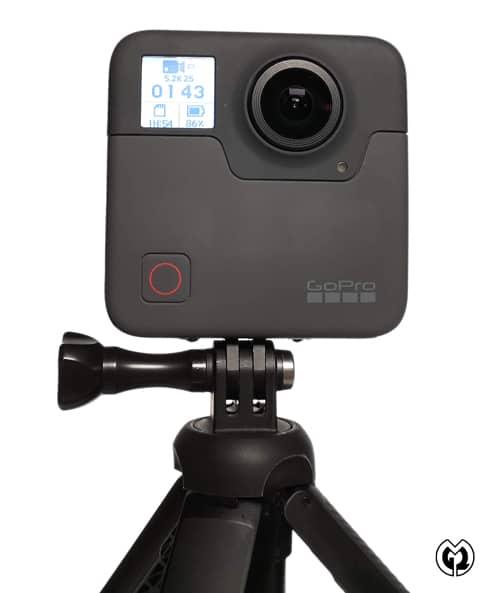 GoPro Fusion – 360° Kamera