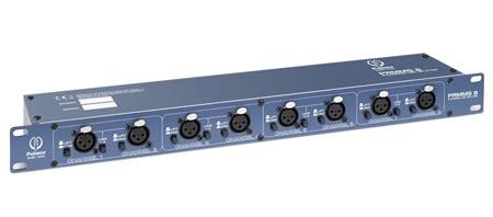 MIC 8fach-Audiosplitter