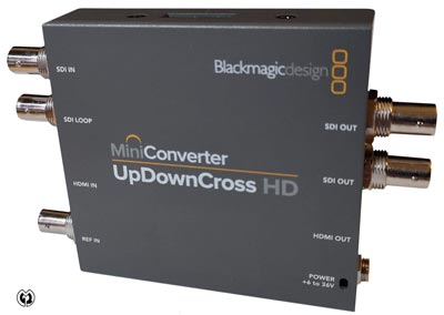 UpDownCross-Converter HD